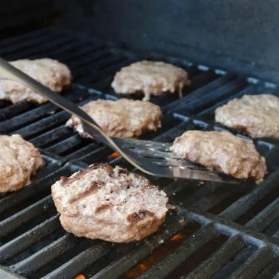 Amazing DIY Hamburger Patties + Giveaway
