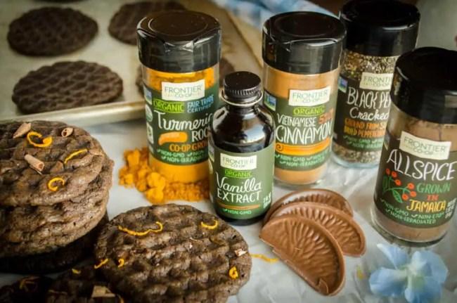 Healing Chocolate Orange Cookies - The Goldilocks Kitchen
