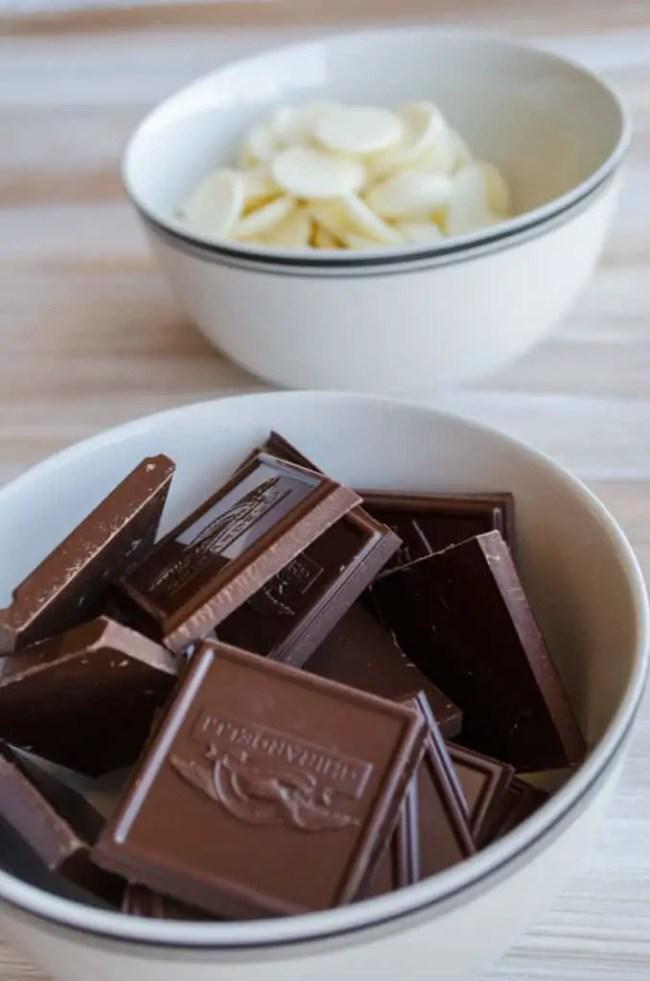 Sweet Tooth Valentine's Day Bark - The Goldilocks Kitchen