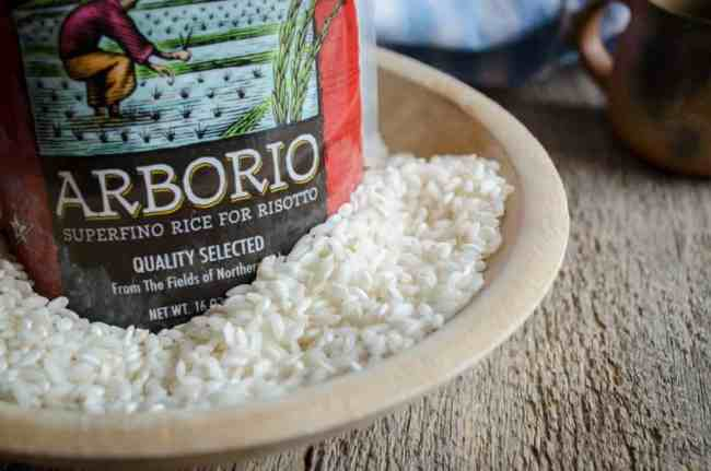 Spring Vegetable Risotto - The Goldilocks Kitchen