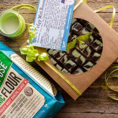 Fudgy Mint Brownies