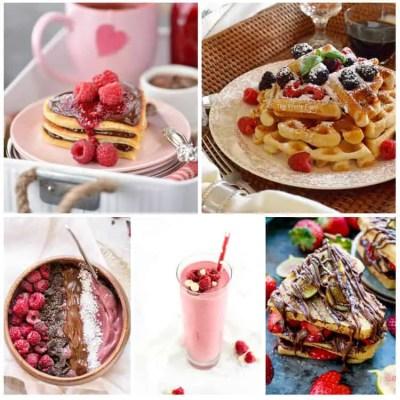 30 Valentine's Day Breakfast in Bed Ideas