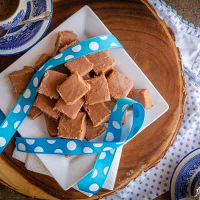 Blue-Ribbon Fudge