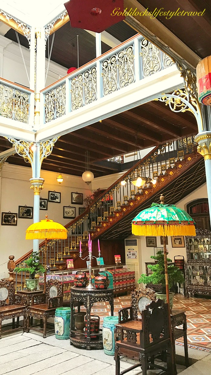 One day itinerary in Penang