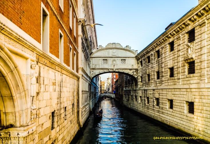 The Bridge of Sigh Venice