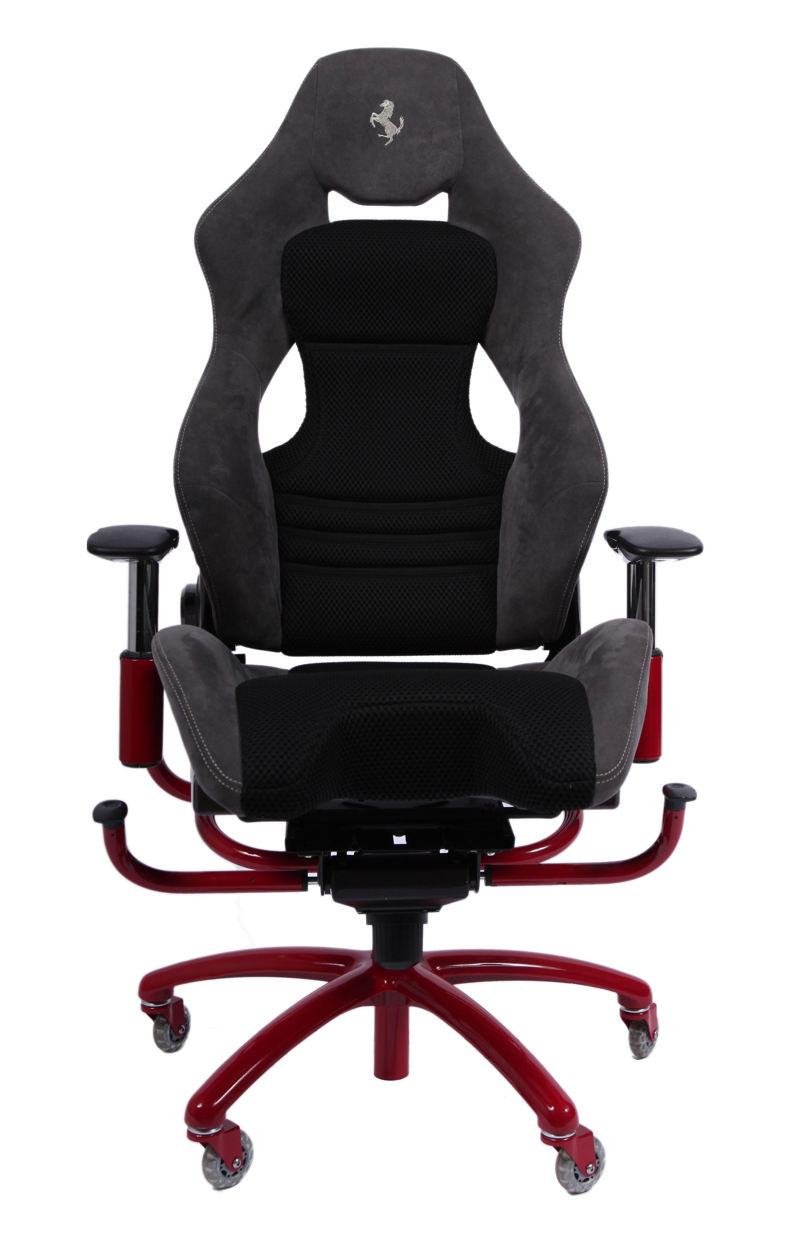 Office Hardwood Wheels Chair Floor