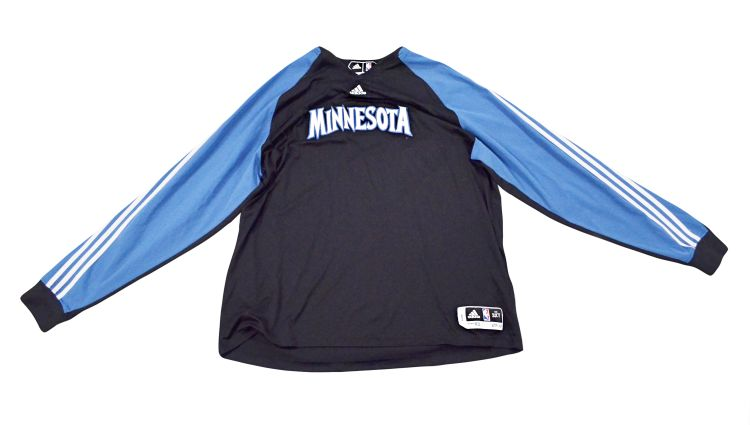 Lot Detail - 2008-09 Kevin Love Minnesota Timberwolves ...