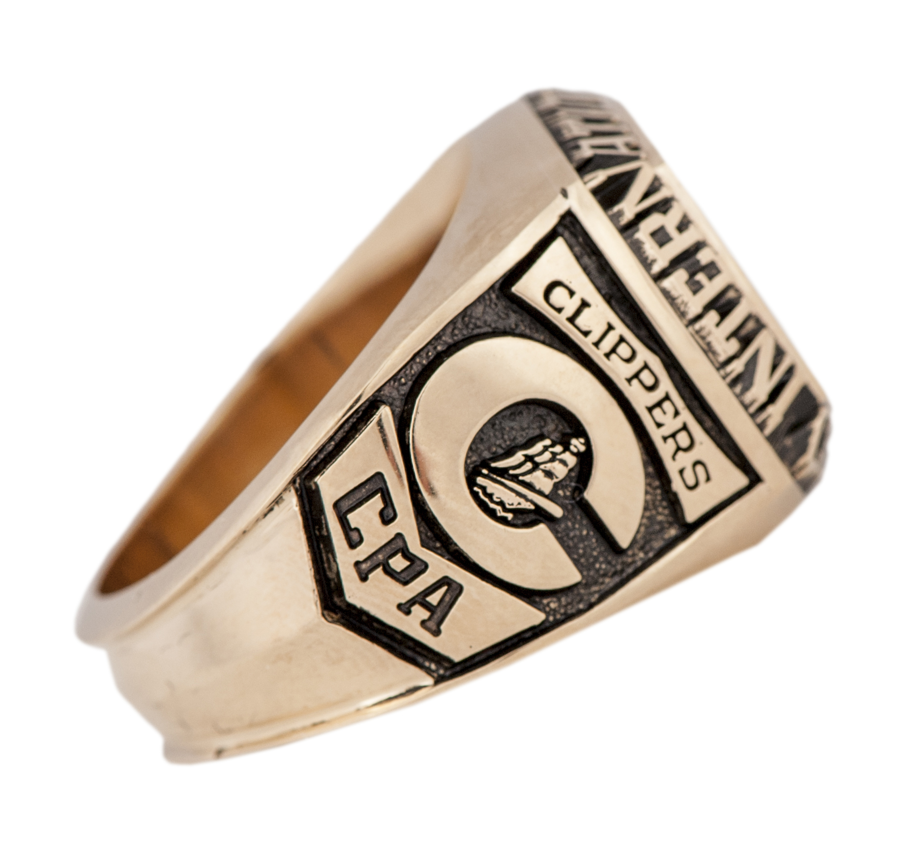 Clippers Championship Rings