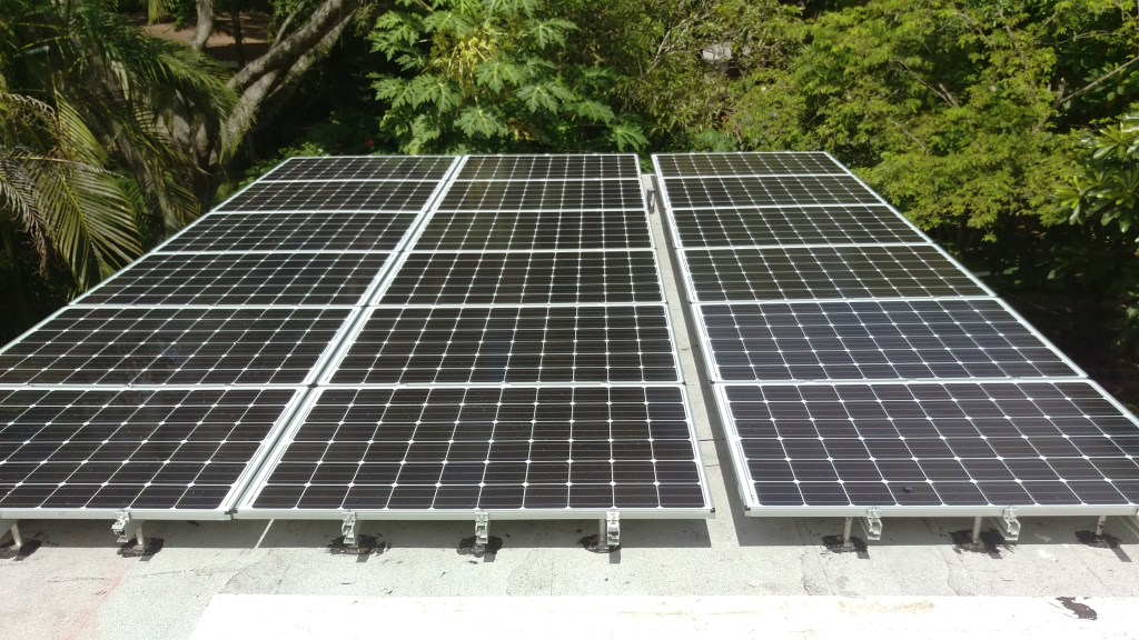 5.13 kW South Miami Residential PV System