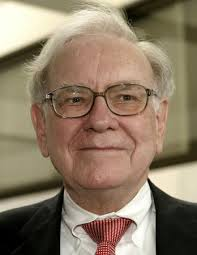 Buffett --  The first to think about the unthinkable.