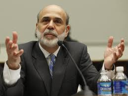 Bernanke:  A more straight-forward liar than Greenspan.