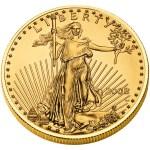 Augustus Saint-Gaudens' famous 'Liberty' image.