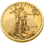 The American Gold Eagle Coin