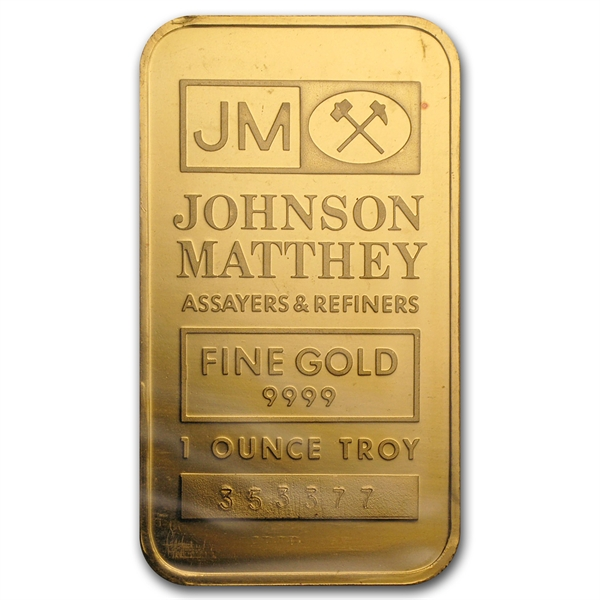 Johnson Matthey Gold Bar Gold Ira Guide