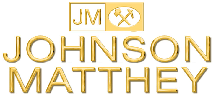 Johnson Matthey is one of the world's most recognizable gold bullion producers.