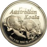 Most Australian bullion coins change their reverse design annually.