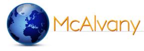 McAlvany Logo
