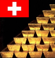 The Swiss people are demanding more gold and less printing.