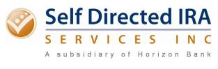 Self Directed IRA Services Logo