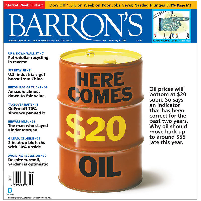 Barrons Oil Cover