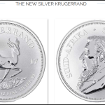 South Africa Silver Krugerrand Coins