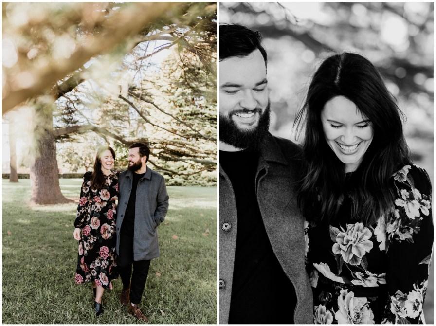 2018 07 15 0002 - Ashlea, Dan, + Willow, Adelaide Botanic Gardens