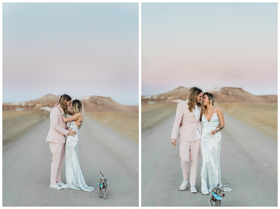 2018 07 09 0001 - Issy + Zac, Coober Pedy Elopement
