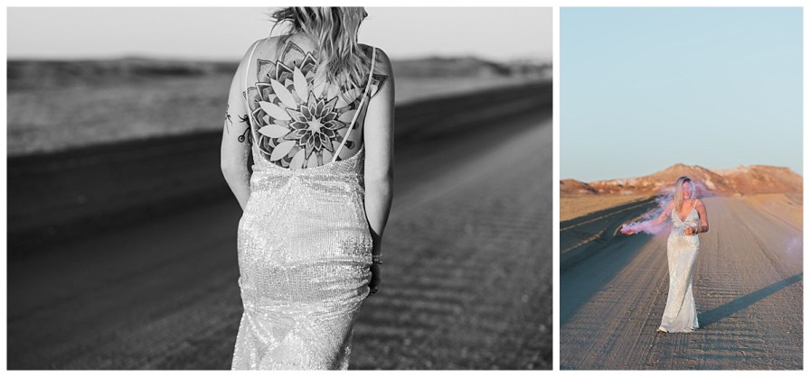 2018 08 05 0032 - Issy + Zac, Coober Pedy Elopement