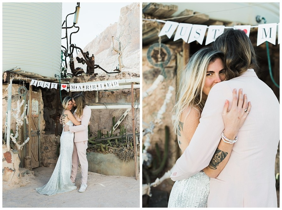 2018 08 05 0066 - Issy + Zac, Coober Pedy Elopement