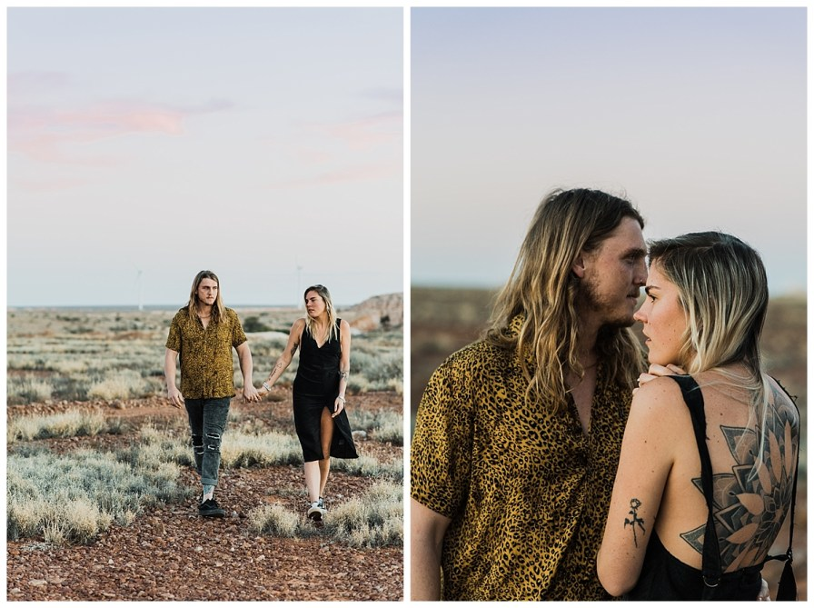 2018 08 05 0080 - Issy + Zac, Coober Pedy Elopement