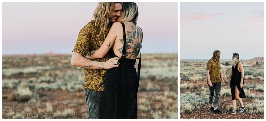 2018 08 05 0082 - Issy + Zac, Coober Pedy Elopement