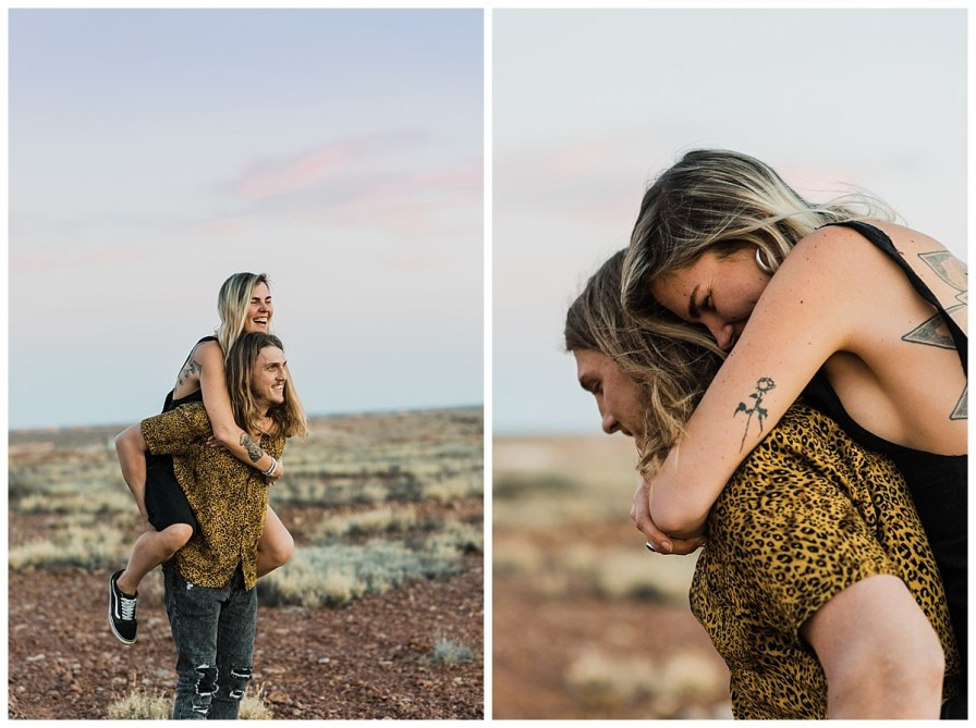 2018 08 05 0083 - Issy + Zac, Coober Pedy Elopement