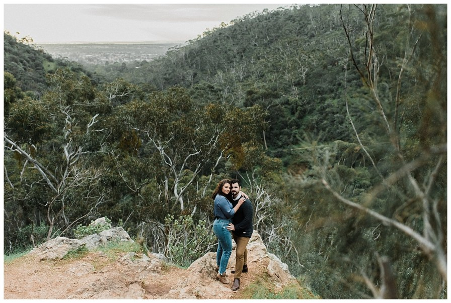 2018 09 03 0079 - Kimberley + Michael, Morialta