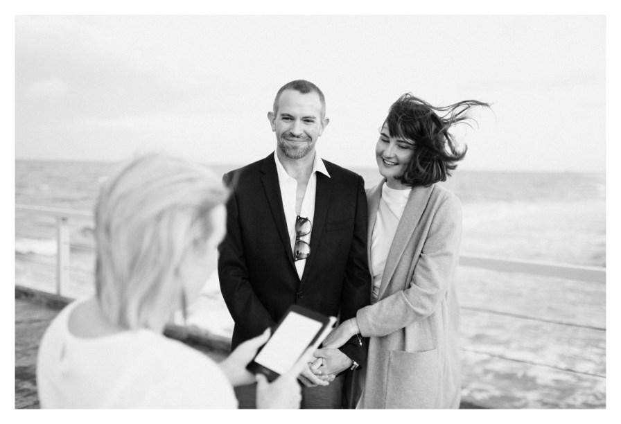 adelaidephotographer 0016 - Renee + Nic, Henley Beach Elopement
