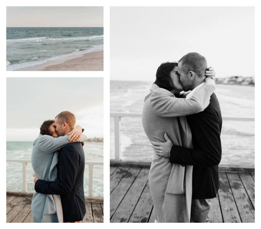 adelaidephotographer 0041 - Renee + Nic, Henley Beach Elopement