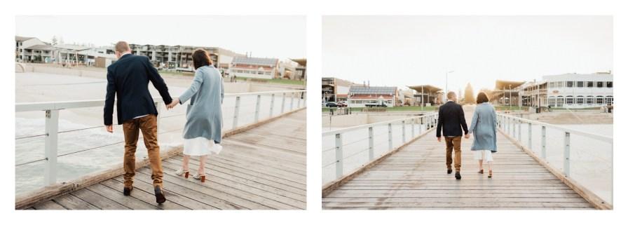 adelaidephotographer 0046 - Renee + Nic, Henley Beach Elopement