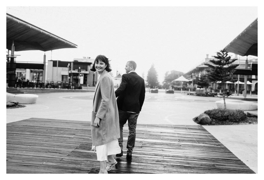 adelaidephotographer 0048 - Renee + Nic, Henley Beach Elopement