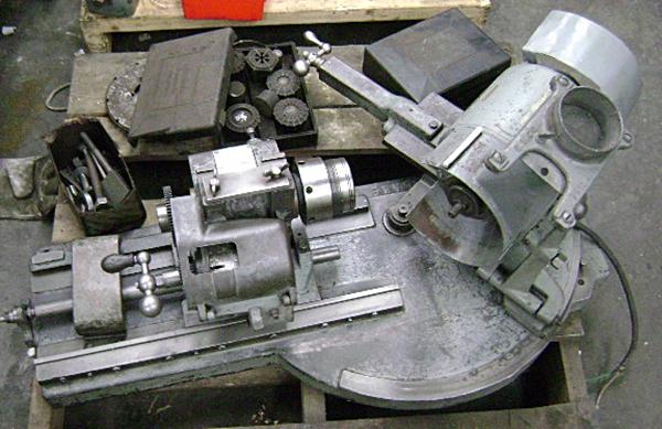 1626 430 Blake Bench Model Tap Chamfer Grinder Model 2j