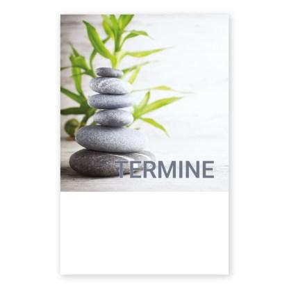 Wellness-Terminkarte WELLNESS & BEAUTY for MEN mit 10 Terminen