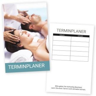 Wellness-Terminkarte PAAR bei der MASSAGE