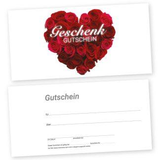 Geschenkkarte HEART