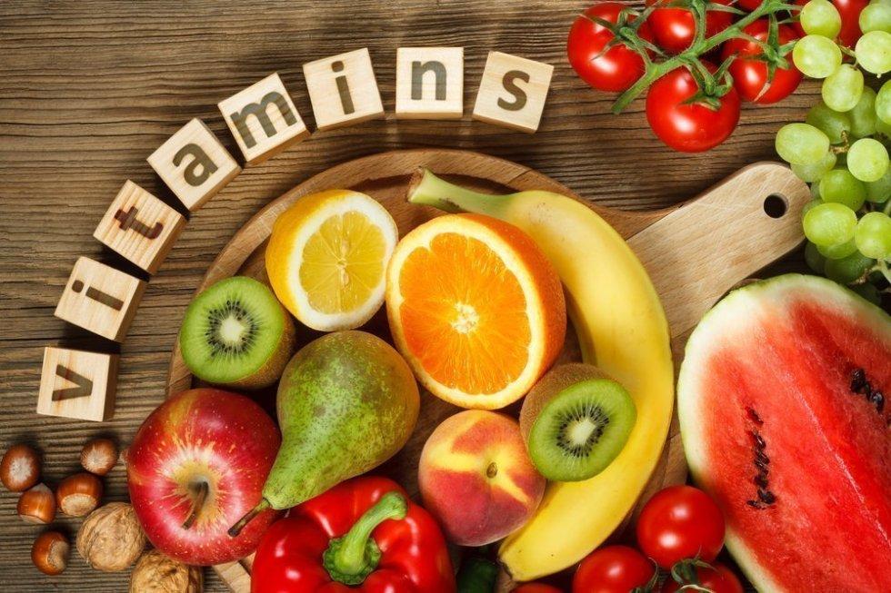Витамины и их влияние на организм человека