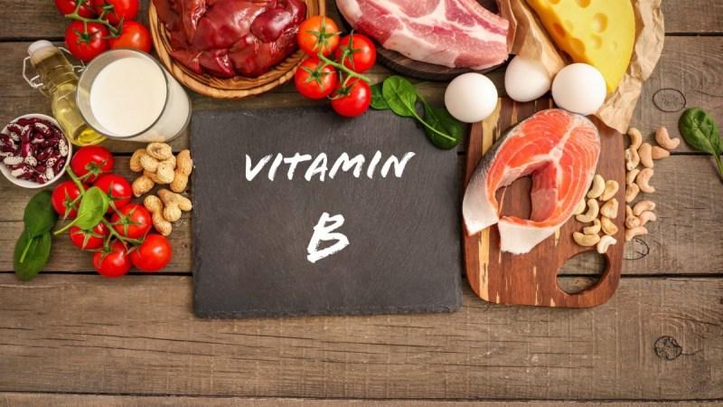 Витамины группы B такие разные, но все-таки вместе