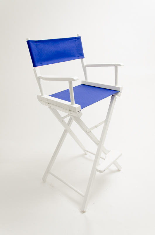 3030 white royal blue front