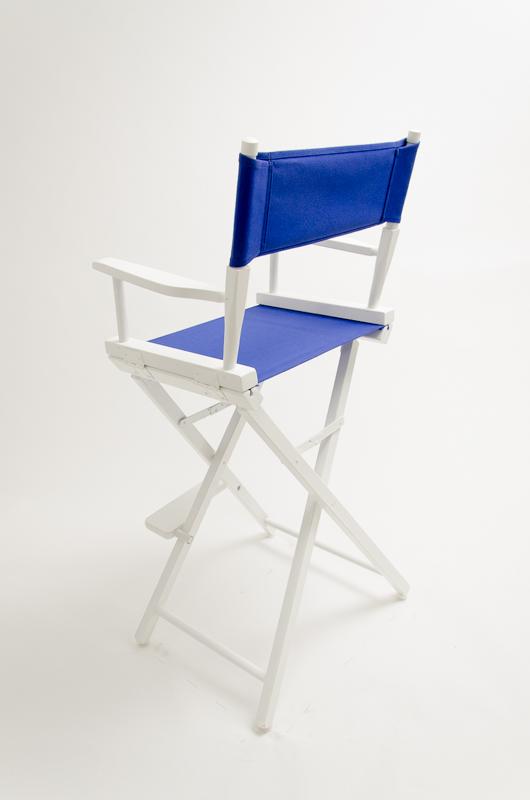 3030 white royal blue rear