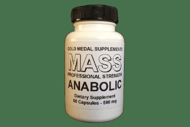 Mass - Muscle Building Supplement