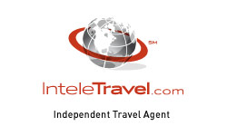 InteleTravel RGB Screen Logo - Packing Light [5 Items to Help Carry On Packing]