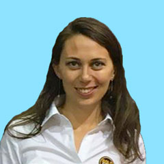 Patricia Berezetcki Vice-Directora GoldNutrition