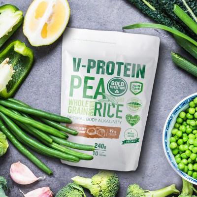 V-Protein GoldNutrition Pea protein