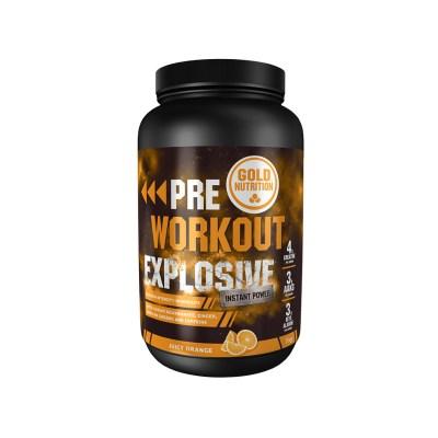 Pre Workout Explosive Orange